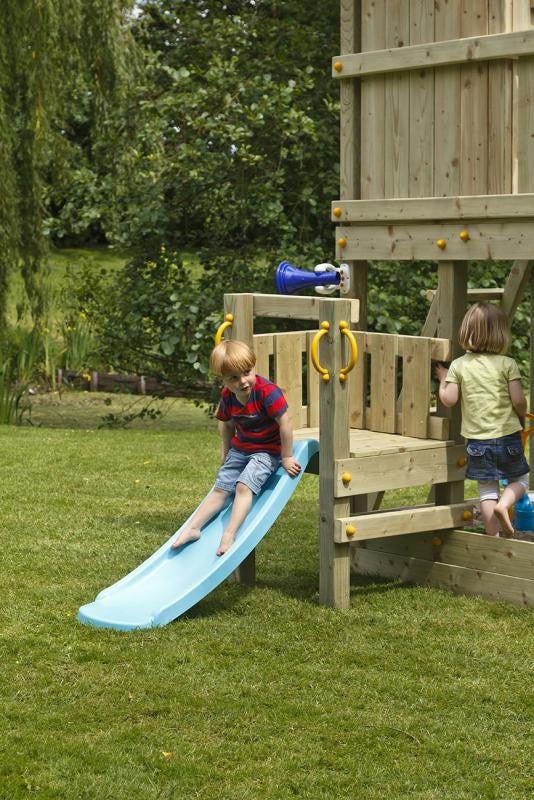 Junior Platform for Blue Rabbit Climbing Frames + Toba Slide