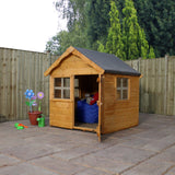 'Snug' wooden playhouse