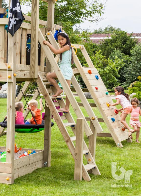 Steps Module for Blue Rabbit Climbing Frames