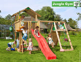 Copy of Jungle Gym Chalet Climbing Frame Tower (1.45m platform height)