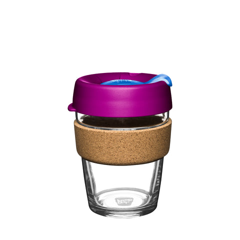 KeepCup Brew LE Cork Daylily M (340 ml)