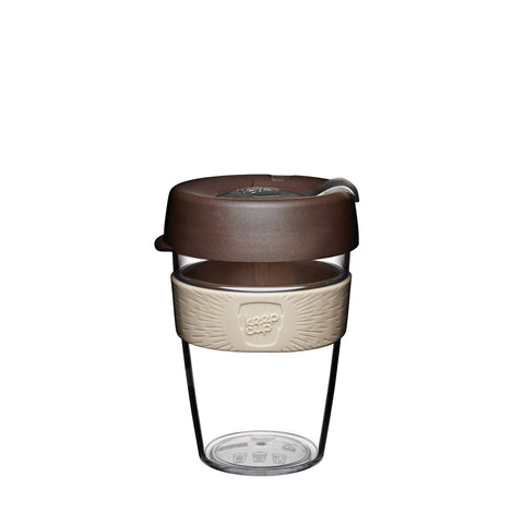 KeepCup Clear Aroma M (340 ml)