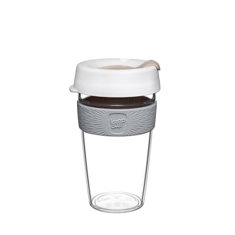KeepCup Clear Nimbus L (454 ml)