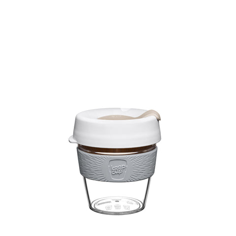 KeepCup Clear Nimbus S (227 ml)