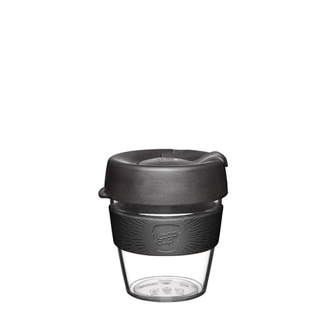 KeepCup Clear Origin S (227 ml)