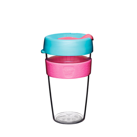 KeepCup Clear Radiant L (454 ml)