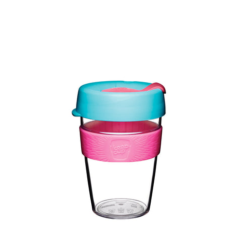 KeepCup Clear Radiant M (340 ml)