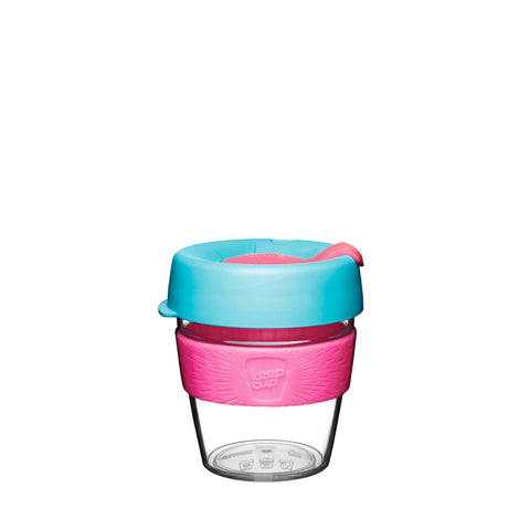 KeepCup Clear Radiant S (227 ml)