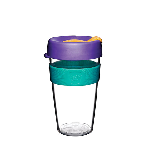 KeepCup Clear Reef L (454 ml)