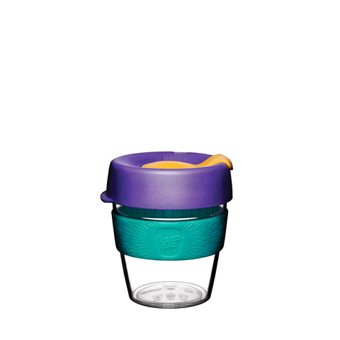 KeepCup Clear Reef S (227 ml)