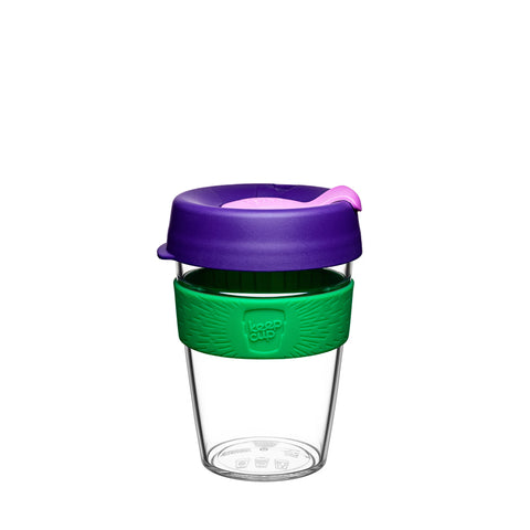 KeepCup Clear Spring M (340 ml)