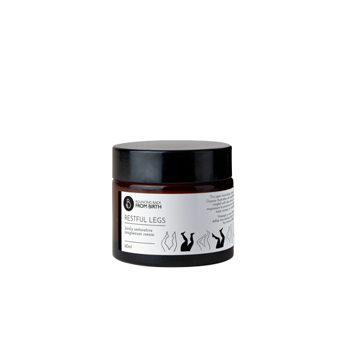 Restful Legs Magnesium Cream
