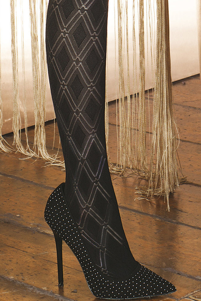 Trasparenze Aragonite Fashion Tights - Spike Angel - 4