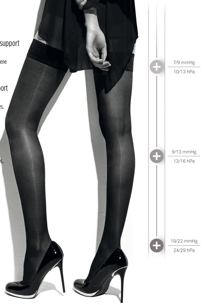 Autoreggente 140 Support Hold Up Thigh Highs