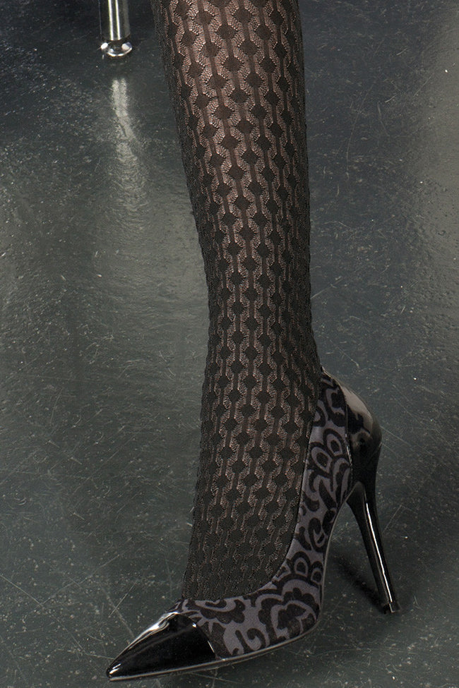 Trasparenze Biniou Fashion Tights - Spike Angel - 5