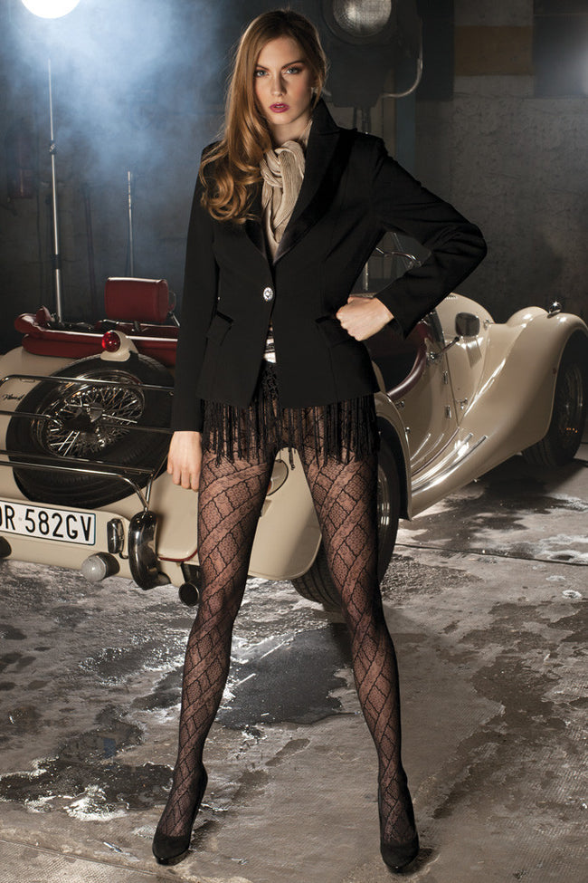 Trasparenze Ciak Fashion Tights - Spike Angel - 1
