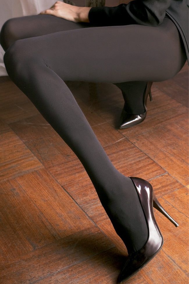 Trasparenze Cortina Soft Opaque Tights - Spike Angel - 2