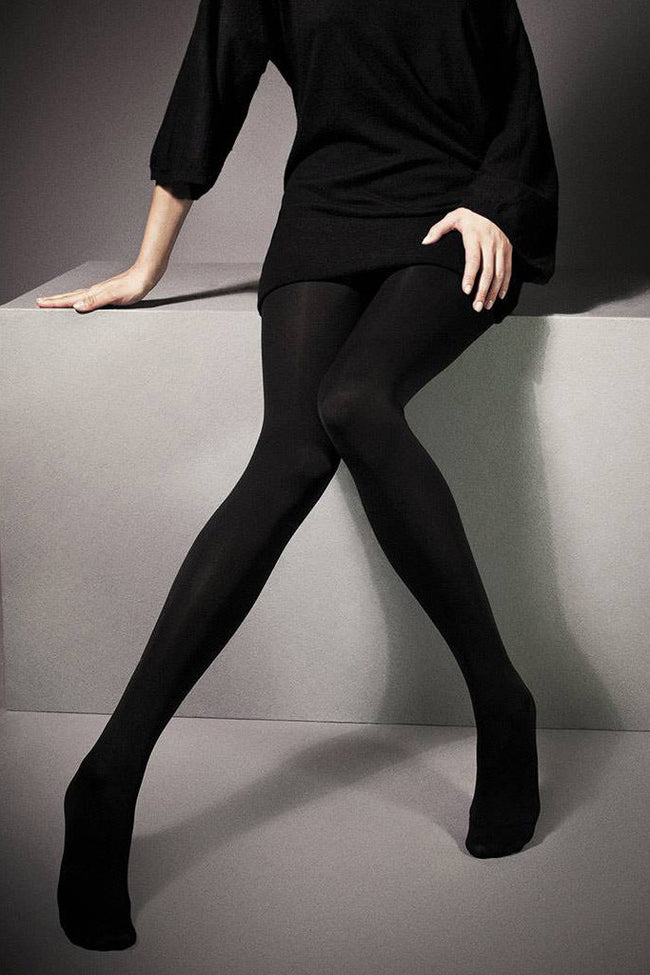 Opaque Cotone 300 Den Tights