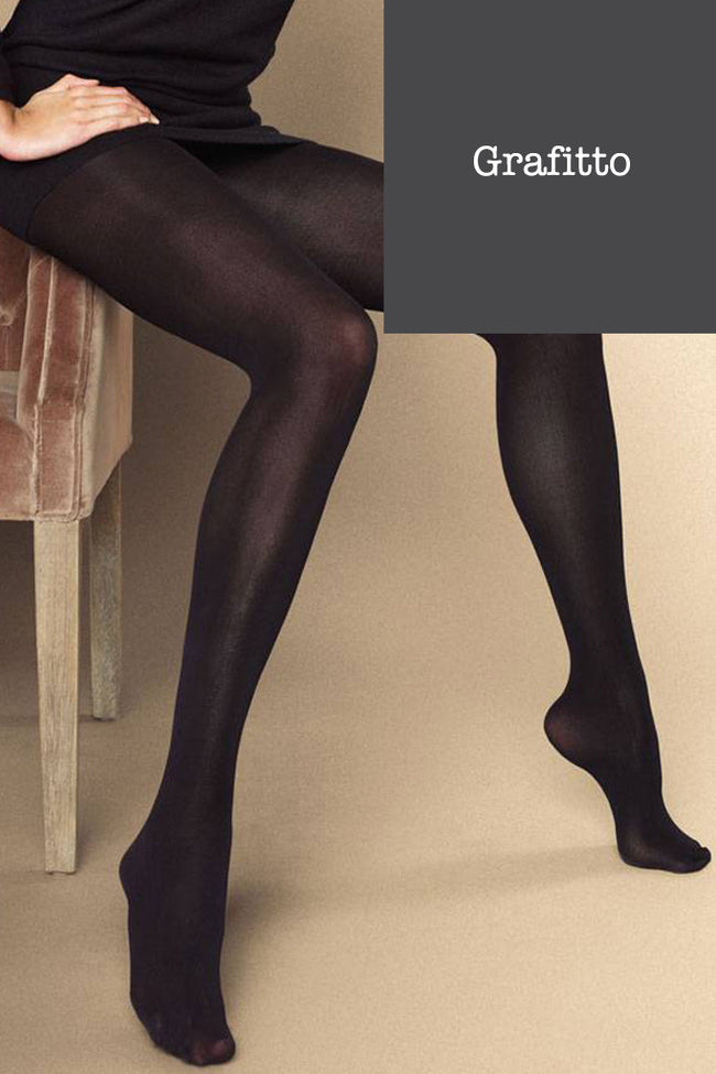 Cover 80 3D Lycra Opaque Tights