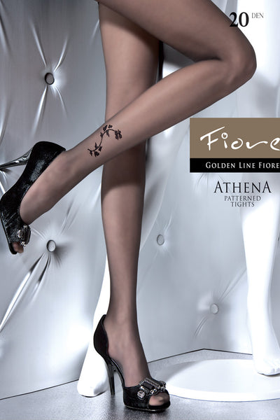 Athena Tattoo Pantyhose