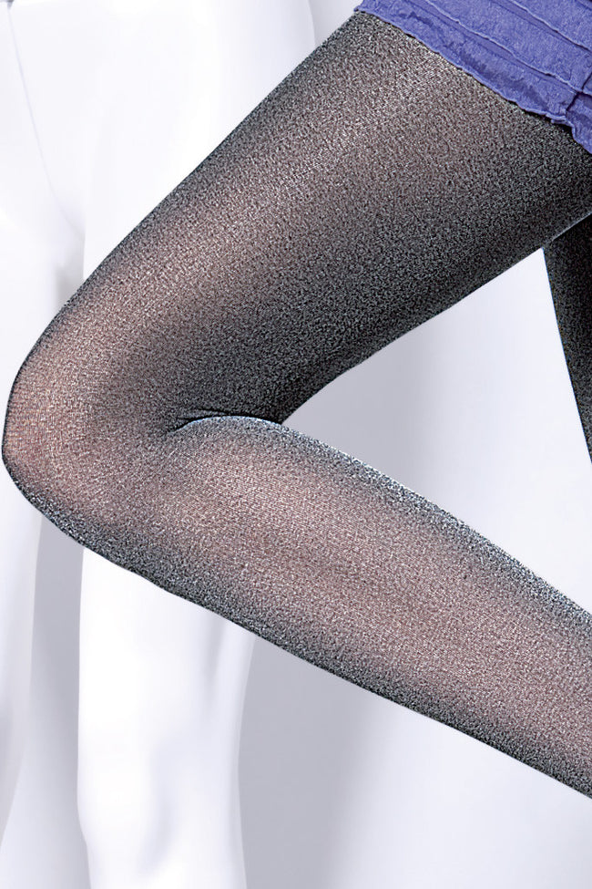 Fiore Gillian Melange Tights - Spike Angel - 2