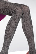Fiore Amadea Patterned Tights - Spike Angel - 3