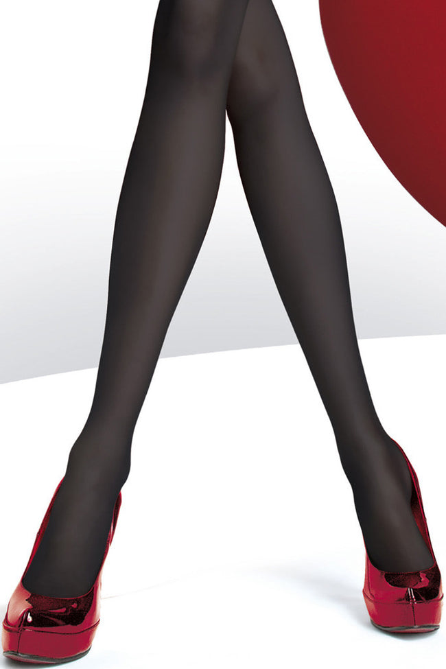 Fiore Alpia Suspender Tights - Spike Angel - 4