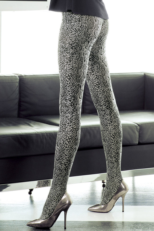 Trasparenze Gong Design Tights - Spike Angel - 3