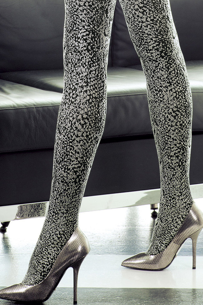Trasparenze Gong Design Tights - Spike Angel - 5