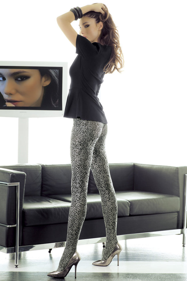 Trasparenze Gong Design Tights - Spike Angel - 1
