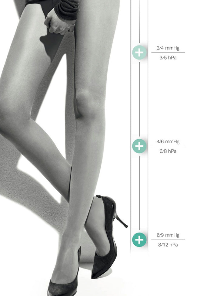 Invisible Shape 20 Den Light Support Pantyhose