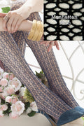 Manhattan Net Tights