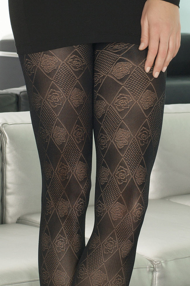 Trasparenze Nacchere Fashion Tights - Spike Angel - 5