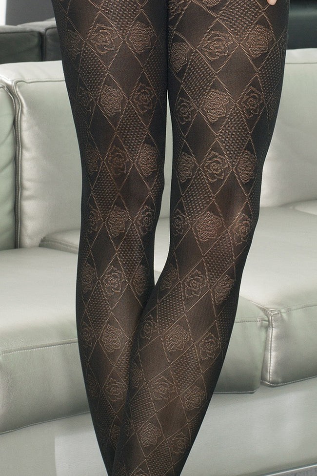 Trasparenze Nacchere Fashion Tights - Spike Angel - 6