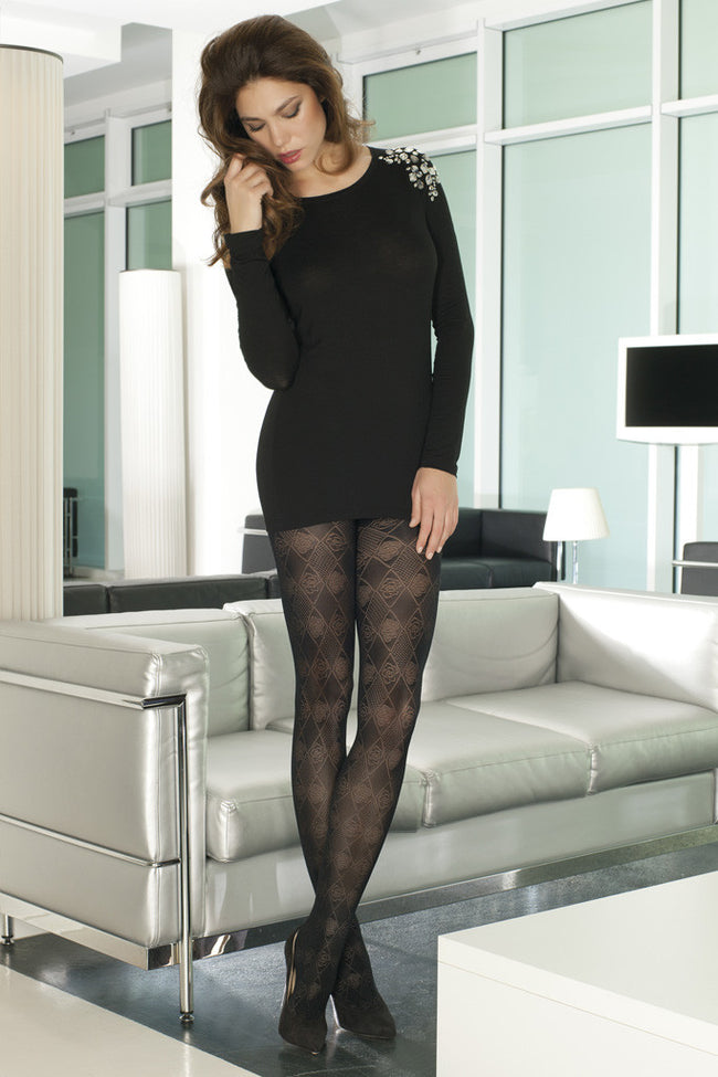 Trasparenze Nacchere Fashion Tights - Spike Angel - 1
