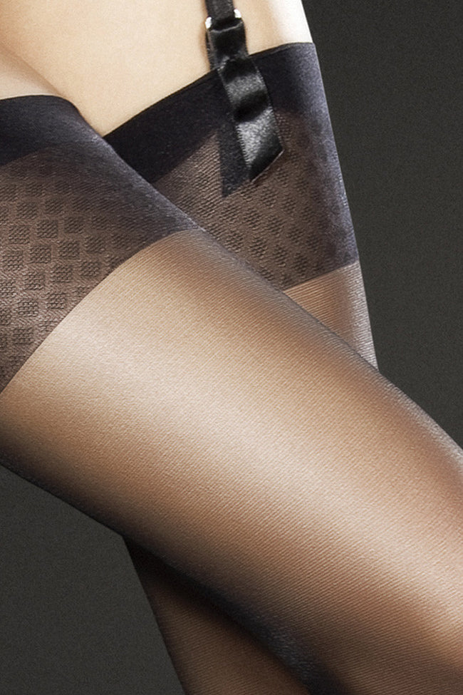 Fiore Jovitta Sheer Stockings - Spike Angel - 3