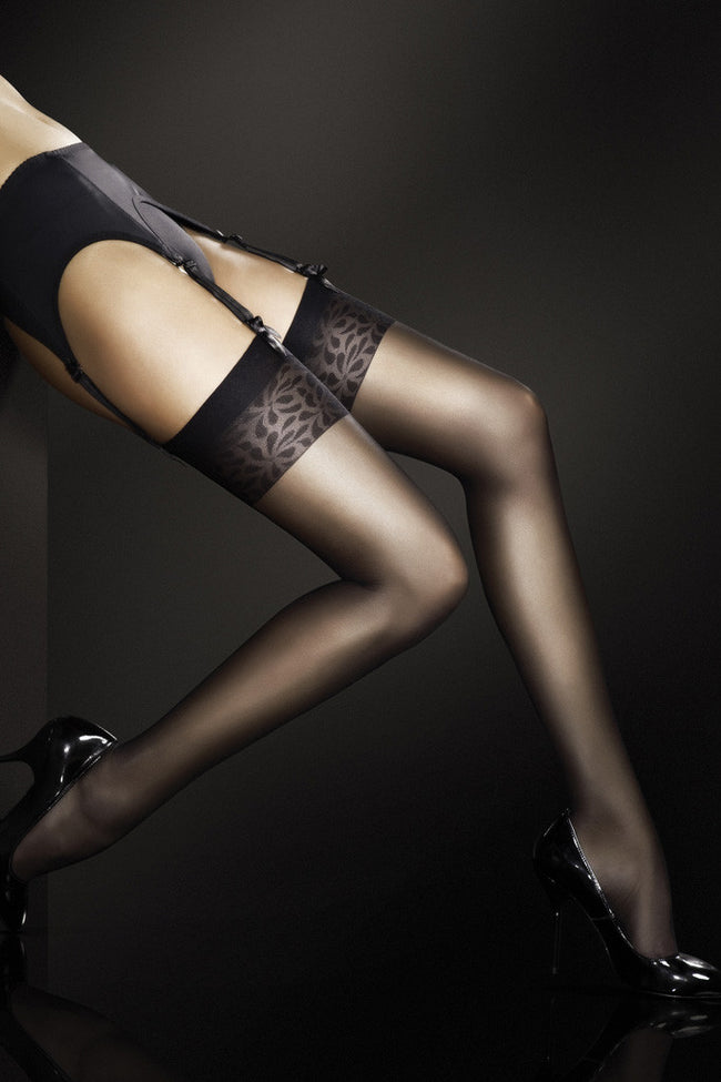 Fiore Adora Sheer Stockings - Spike Angel - 1