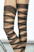 Trasparenze Oboe Fashion Pantyhose - Spike Angel - 4