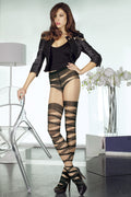 Trasparenze Oboe Fashion Pantyhose - Spike Angel - 1