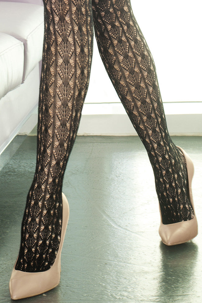 Trasparenze Ocarina Fashion Tights - Spike Angel - 6