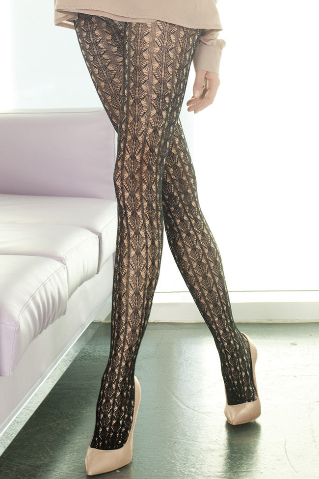 Trasparenze Ocarina Fashion Tights - Spike Angel - 2