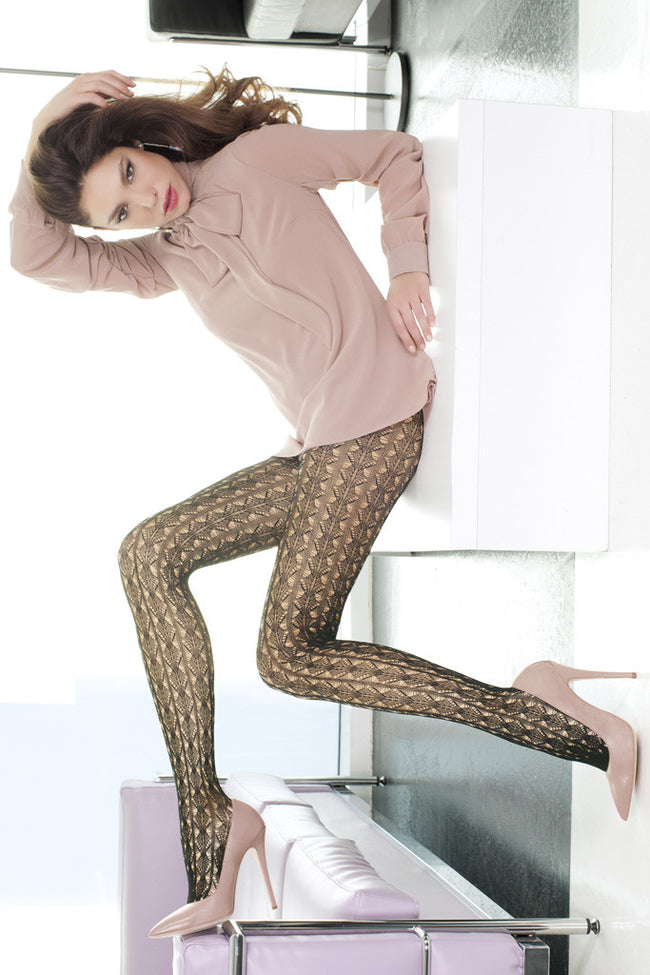 Trasparenze Ocarina Fashion Tights - Spike Angel - 3