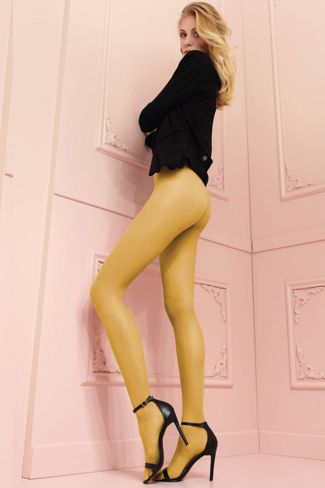 Oleandro 20 Den Colored Sheer Pantyhose