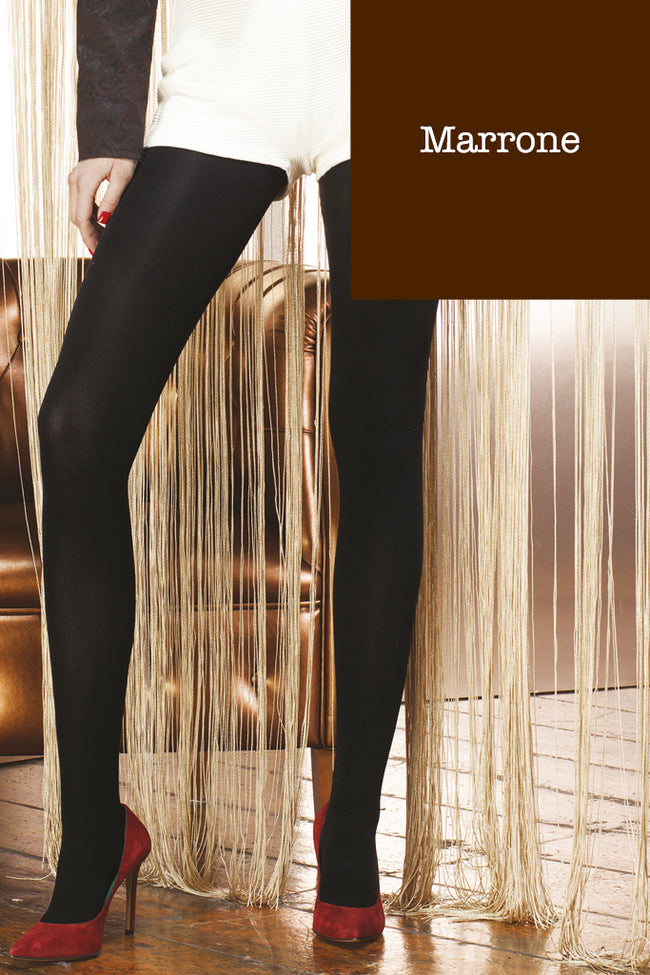 Pile Opaque Soft Tights