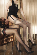 Trasparenze Rame Polka Dot Stockings - Spike Angel - 2
