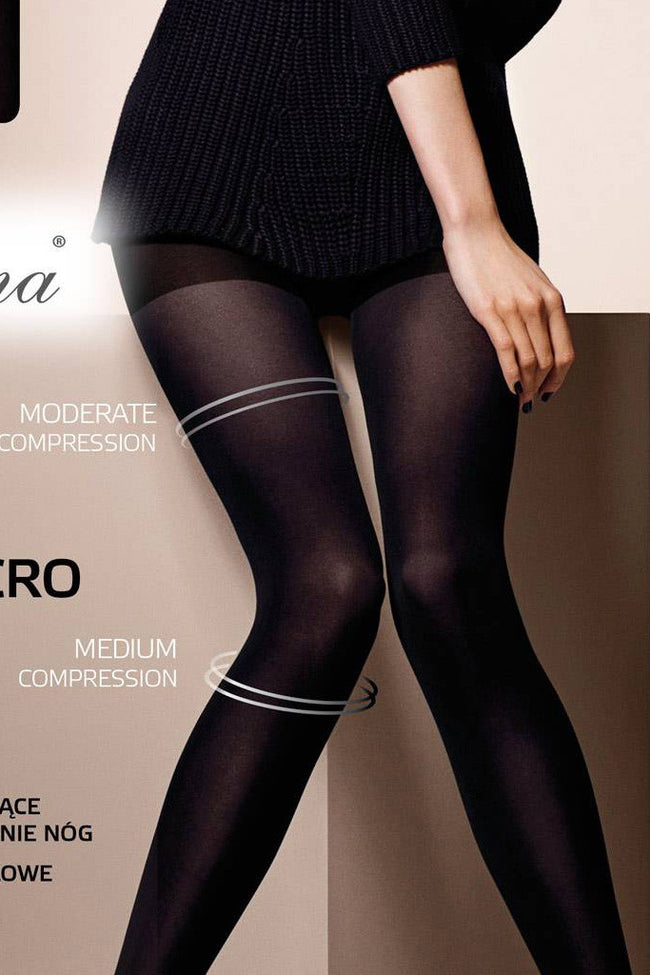 Relax Micro 100 Opaque Support Tights