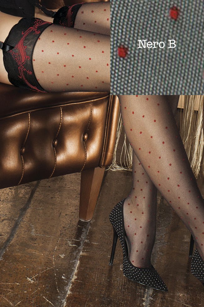 Rame Polka Dot Stockings