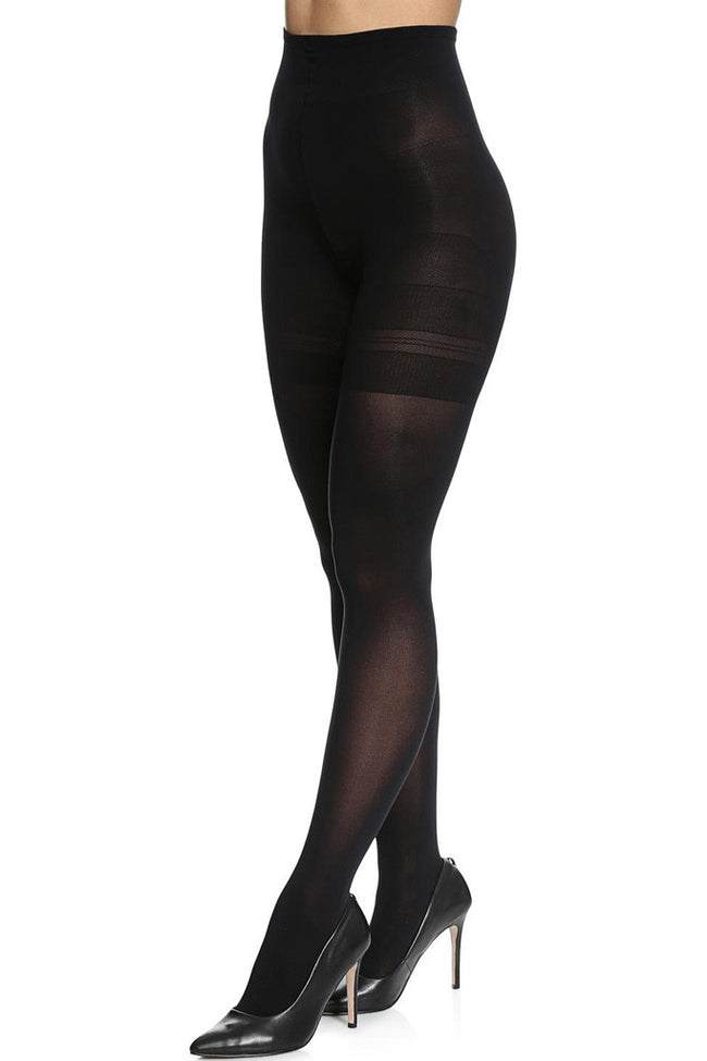 Trasparenze Sibilla Plus Size Tights - Spike Angel - 8
