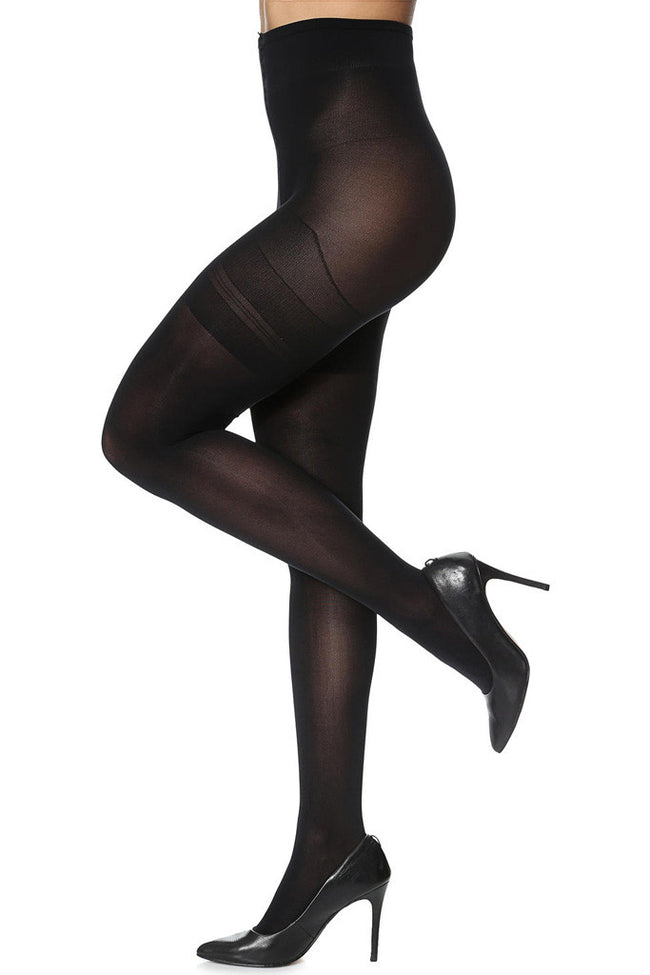 Trasparenze Sibilla Plus Size Tights - Spike Angel - 9