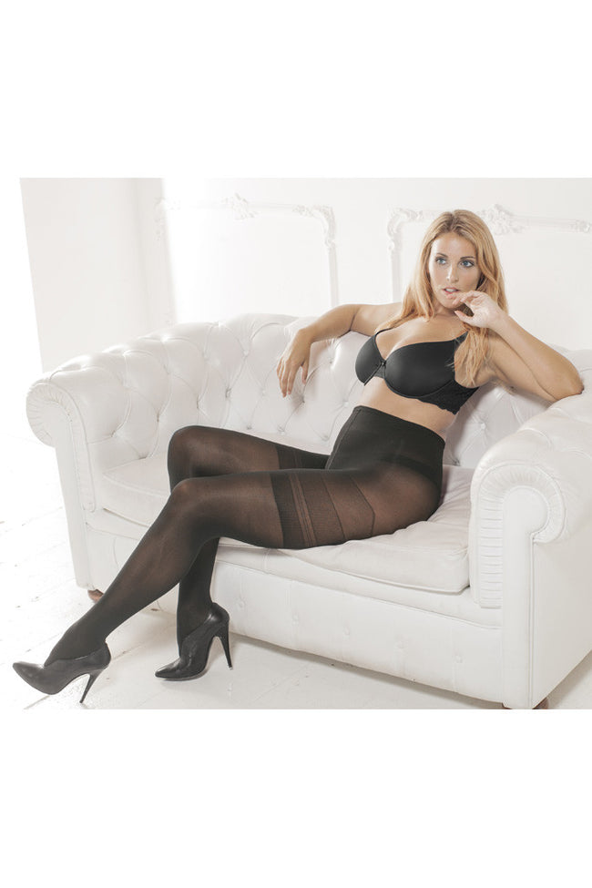 Trasparenze Sibilla Plus Size Tights - Spike Angel - 3